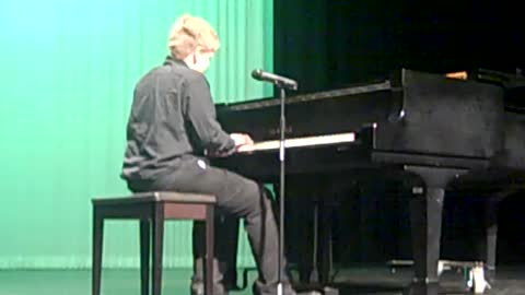 Imagine By John Lennon 7th Grade Talent Show