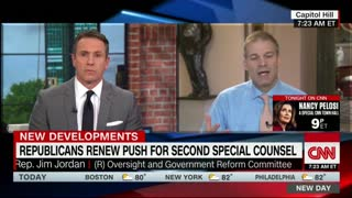 CNN's Chris Cuomo And Jim Jordan Throw Down Over Russia Collusion Claims - Video