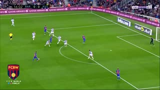 Golazo de Messi vs Real Sociedad - Video