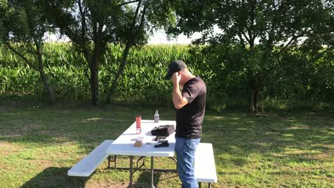 S&W Shield EZ 9mm & 380 - Table Top and Range Review