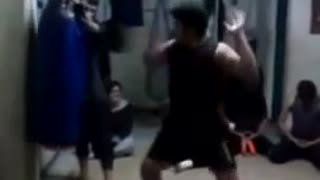 Boxing beauty - Video