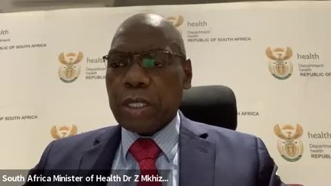 Health Minister says J&J vaccine rollout suspended in SA