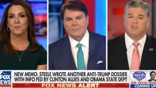 Sara Carter Explains Second, Fabricated Dossier