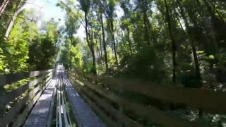 Mountain Roller Coaster