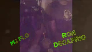 Cash In All My Flo's - Mj Flo - Ron Decaprio  - Video