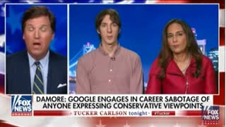 Lawsuit Against Google Claims Employees Got Cash 'Peer Bonuses' for Bashing Conservatives - Video