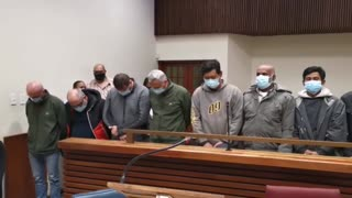 10 Arrested in connection with a large cocaine bust in Saldanha