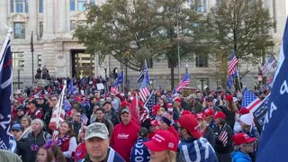 March for Trump | Million MAGA March | Washington DC | 2020-11-14 I IMG_1953