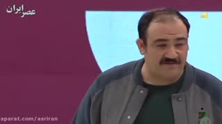 Mehran Ghafourian stand-up comedy about his personal life - Video