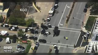 Active Shooter at YouTube Headquarters in San Bruno - Video