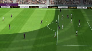 Pes Volley goal