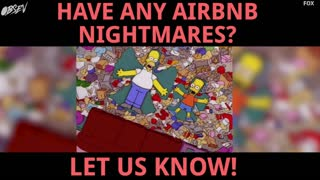 Top 5 Airbnb Nightmares - Orgies, Meth Heads, &  More - Video