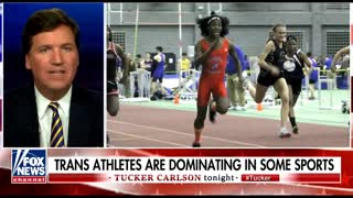 Tucker Carlson on point with transgender athletes
