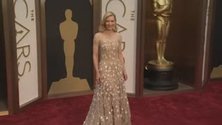 Blanchett and Nyong'o make best dressed - Video