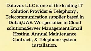 Telephone System - Video