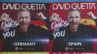 DJ David Guetta talks about EURO 2016 anthem - Video