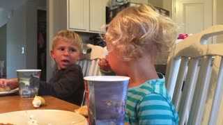 12 Cute Sibling Rivalries In 60 Seconds