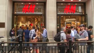 Settled weather helps H&M - Video
