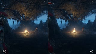 Ryse - PC Release Build vs Xbox One Comparison - Video