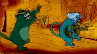We Mashed Up Flo Rida's 'My House' with 'The Aristocats' - Video