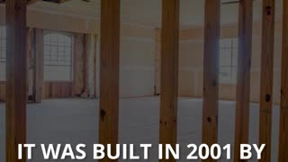 This 55 Bedroom Mansion Is Sitting Empty - Video