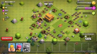 THE BEST LOW LEVEL | Clash Of Clans - Video