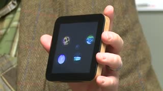 Finnish company launches pocket PC - Video
