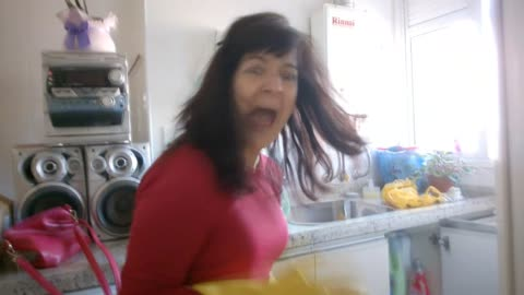 Son Makes Compilation Of Scaring Mom