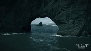 Game of Thrones Arch with a Drone! (Iceland) - Video