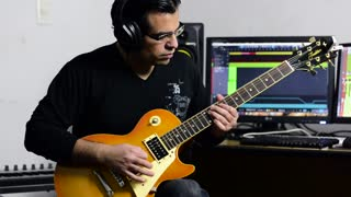 Asombroso cover con guitarra eléctrica de 'Cheap Thrills' de Sia - Video
