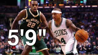 Isaiah Thomas Dishes Unbelievable Assist of the Year - Video