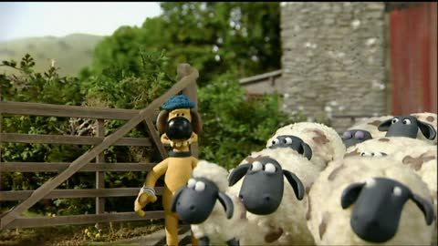 Shaun the Sheep - 02 - Bathtime