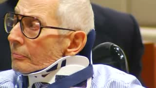 Robert Durst pleads not guilty to murder in Los Angeles - Video