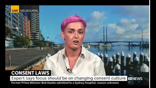 Sexuality 'Expert' Says Parents Should Ask Consent Before Changing Their Babies' Diapers - Video