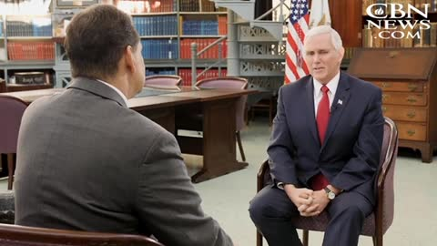 Mike Pence Reveals the Four 'Sweetest Words' He and President Trump Hear From People