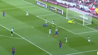 VIDEO: Luis Suarez goal vs Betis (3-1)