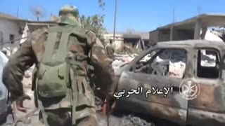 Syrian army recaptures villages in the north - Video