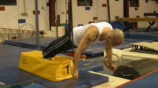 GYMNASTICS/GENERAL FITNESS CONDITIONING - Back Exercises - Workout Exercise Training - Video