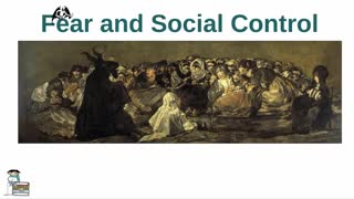 Fear and Social Control