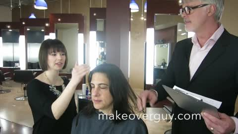 MAKEOVER: Though I'm Older I Don't Feel it. by Christopher Hopkins,The Makeover Guy®