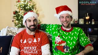 A Joy Story Christmas With Adam & Jared - Family Traditions With Love! - Video