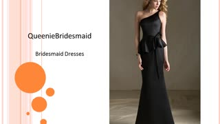 unique cheap bridesmaid dresses collection - Video