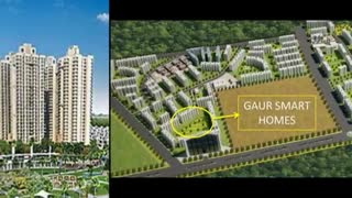 Gaur Smart Homes Studio Flats - Video