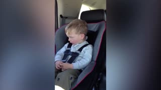 Little Boy Would Rather Have A Dog Than A New Sibling - Video