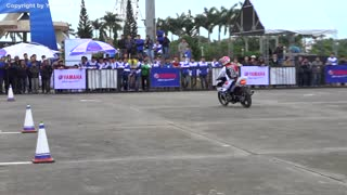 Yamaha TRYKHANA - Content contest with Exciter 150 - Video
