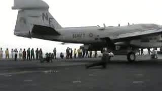 Flight Deck Fail - Video