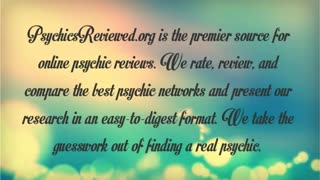 online psychic readings - Video
