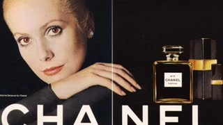 """Just a few drops of Chanel No5..."" - Video"