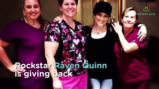 Singer/Songwriter Raven Quinn: How I Survived My Breast Cancer! - Video