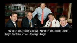 Bergen County Car Accident Lawyers - Video